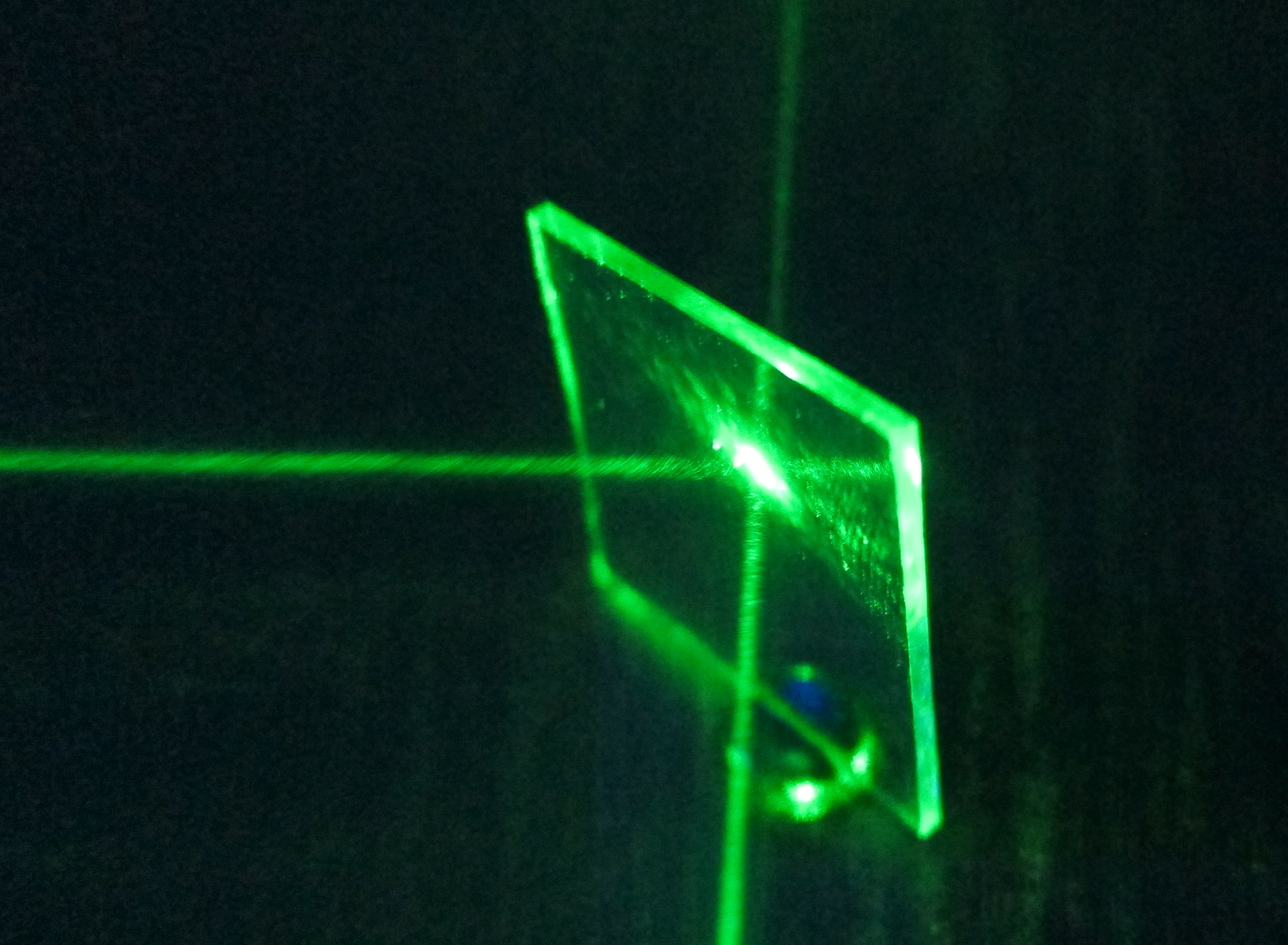 micro optics reflection