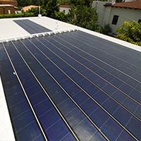 flexible solar laminate