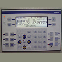 Applications for easy control of IR heating panel operation system and heating costs