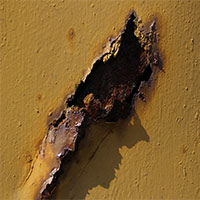 Corrosion problems due to high process temperature and high levels of naphtha in the pumping process