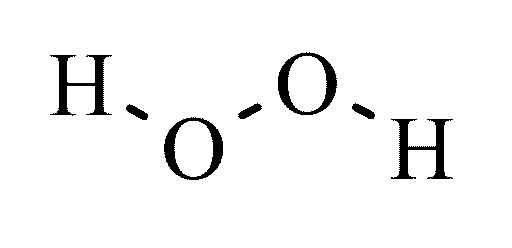 technique for the purification of hydrogen peroxide