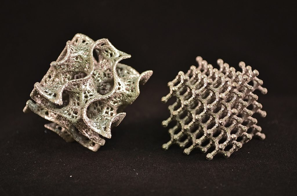 Specialists in 3D printing of metal