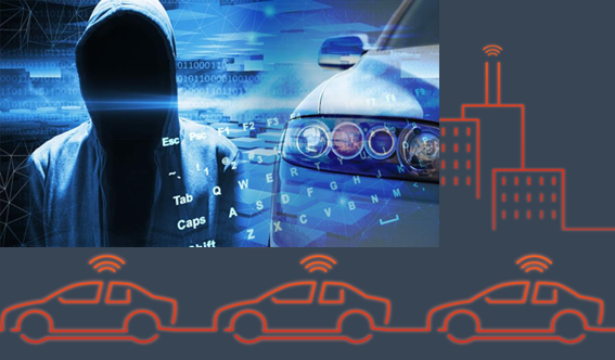 Isolation and resilience in networks of autonomous vehicles